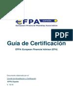 Guia de Certificacion Efa