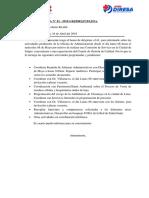 Reporte 2019 Administración
