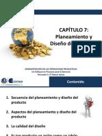 Caso Planeamiento de Producto , Literatura adicional -Cap7 Planeamiento del Producto DAlessio.pdf