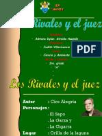 Los Rivales y el Juez.ppt