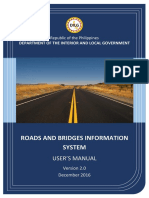 Road and Bridges Information System