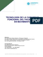 Tecnologia de la capacidad funcional del paciente en movimento