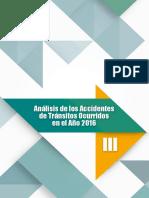Accidentes de Trafico - Peru 2016