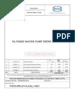 P3FH-PR-4114-CAL-1001 R0 AFC