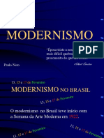 modernismo ...
