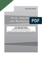 Kunci C3 Akuntansi Keuangan XI