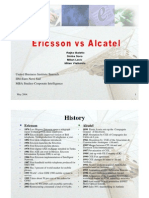 Ericsson vs. Alcatel