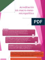 Acreditacion BUAP Macro Meso Micro
