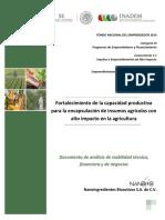 Anexo 4 Documento de Viabilidad Técnica, Financiera y de Negocios FERT