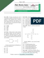 3º Médio - 2B - Global - Quimica