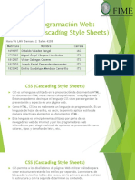 CSS (Cascading Style Sheets) (1)