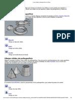 Rhinoceros Help - Crear Sólidos _ Modelado 3D Con Rhino
