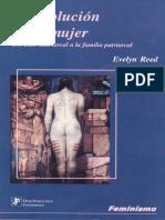 Evelyn Reed - La Evolución de La Mujer