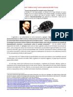 Gobierno y Oposicion Rodilla en Tierra A