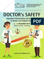 Doctor safety