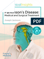 Clinical Insights Parkinsons Disease