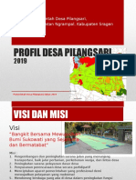 Profil Desa Pilangsari