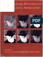 Epdf.pub Evolutionary Psychology Alternative Approaches