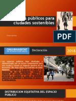 Espacios públicos para ciudades sostenibles.pptx