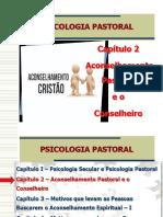 Psicologia Pastoral - Capítulo 2 - O Aconselhamento Pastoral e o Conselheiro [Salvo Automaticamente]