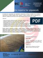 Cotinavec Perú - Composite Repair Pipework