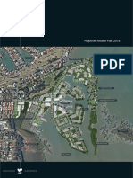 Toondah Harbour 2018 Master Plan