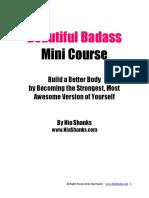 Beautiful Badass Mini Course 2.0