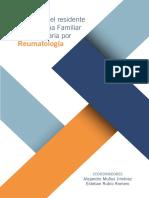 Manual de Rotación Del Residente en Reumatologia