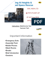 Safeskill WAH CSE Rescue Module Material