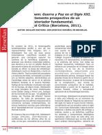 Ruitord, Guillem Artículo sobre Guerra y paz en el Siglo XXI.pdf