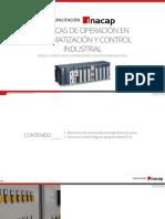 Unidad 1 Estructura de Controladores Lógicos Programables (PLC)