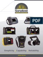 Sonatest Product Catalogue Spring 2019 Final Low Res