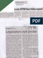 Manila Times, Aug. 14, 2019, House probe on ATM fee hike eyed.pdf
