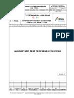 ID-PCK-SWPG-2009-55XXXX ( Hydrostatic for Piping )