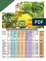 Oxfarm catalogue