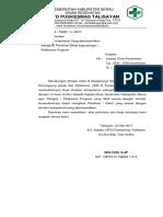 Surat Peningkatan Kompetensi..