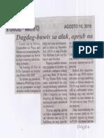Police Metro, Aug. 14, 2019, Dagdag-buwis sa alak, aprub na.pdf