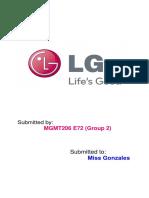 About LG Company