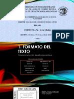 FORMATO APA- Marai Diaz- Redacción de Textos Académicos.pptx