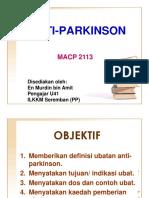 1. Anti Parkinson