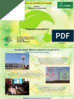 Periodico Mural Balance Nacional Energía