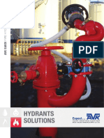 AVK Hydrants Brochure