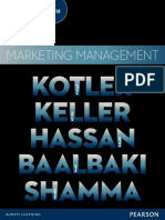 SAMPLE Marketing Management
