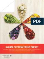 Global Phytonutrient Report by Nutrilite