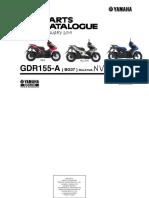 Parts Catalogue -Yamaha NVX