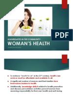 01Women's Health untuk keperawatan