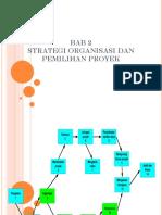 Bab 2 Strategi Organisasi & Pilihan Proyek