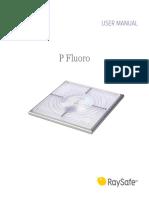 5001100 Raysafe p Fluoro Manual en 1.0