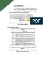 Cálculos y Análisis de La Cimentación