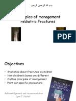 Manajemen Fraktur Anak